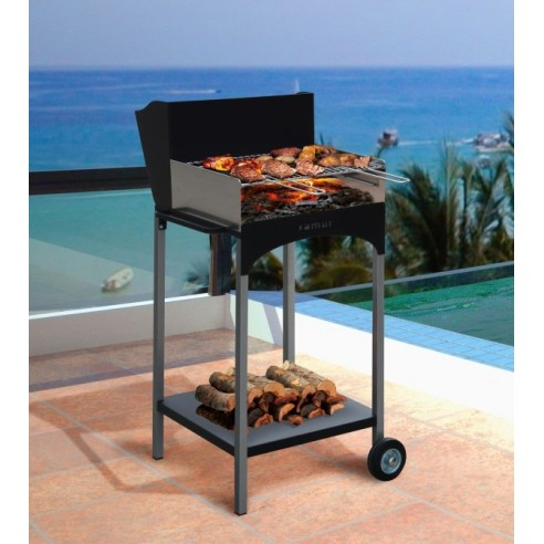 Barbecue a Legna BK 6 Eco