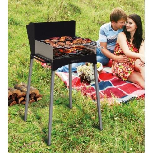 Barbecue a Legna BK 6 Life Camping