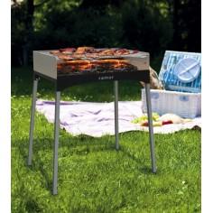 Barbecue a Carbonella BK 8 Life Camping