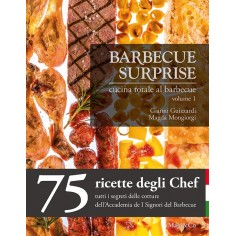"Libro ""Barbecue Surprise"" - Volume I"
