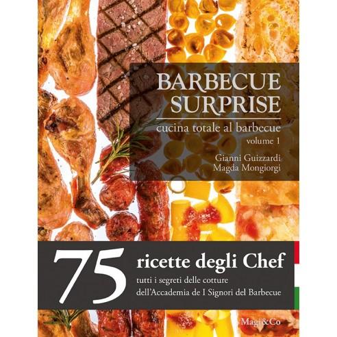 """Libro """"Barbecue Surprise"""" - Volume I"""