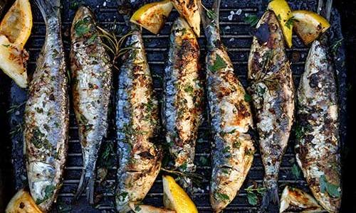 Trucchi per il pesce al barbecue