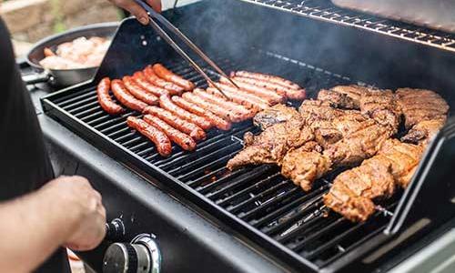 Trucchi per cucinare con barbecue a gas